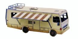 Retro Americana RV (Recreational Vehicle) 28mm Laser Cut MDF P025