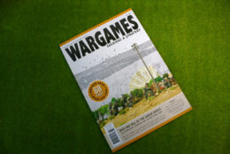 WARGAMES, SOLDIERS & STRATEGY MAGAZINE Issue 100