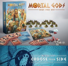 -PRE ORDER! Mortal Gods – Athenian Lochos Bundle 28mm MGCBAD