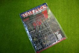 WARGAMES ILLUSTRATED ISSUE 376 February 2019 MAGAZINE – FREE WW2 Commonwealth Infantry Sprue SPRUE