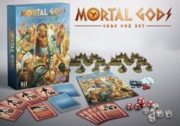 -PRE ORDER! Mortal Gods – Core Boxed Set 28mm MGCB