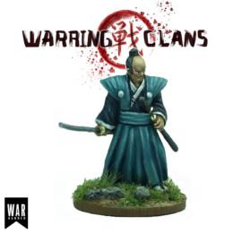 Lord Eiichi Yamagata Warring Clans from War Banner SAM017