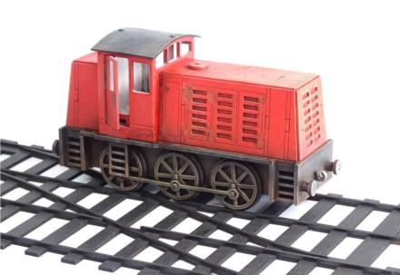 Railways Diesel Shunt R041
