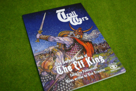 TROLL WARS ! The Second Book Of The Elf King  Lucid Eye Publications