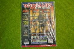 WARGAMES ILLUSTRATED ISSUE 377 MARCH 2019 MAGAZINE-FREE French Chasseurs Light Cavalry SPRUE