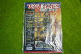 WARGAMES ILLUSTRATED ISSUE 377 MARCH 2019 MAGAZINE-FREE FRENCH HUSSARS SPRUE