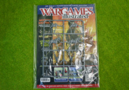 WARGAMES ILLUSTRATED ISSUE 377 MARCH 2019 MAGAZINE-FREE FRENCH LINE LANCERS SPRUE