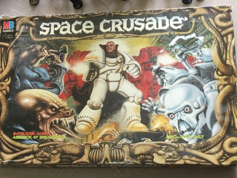 Space Crusade.