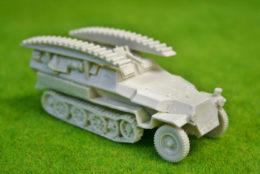 1/48 scale-28mm WW2 GERMAN 251/7 Ausf. C Pioneer Halftrack 28mm Blitzkrieg miniatures