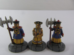 Victorious Miniatures Chinese Empress and Bodyguards BOXPA01