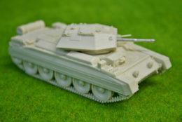 1/48scale-28mm WW2 CRUSADER Mk 3 Blitzkrieg miniatures