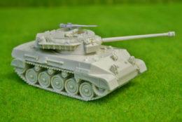 1/48 scale – 28mm WW2 Hellcat Tank Destroyer Blitzkrieg miniatures