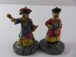 Victorious Miniatures Chinese Prince and General BOXPA02