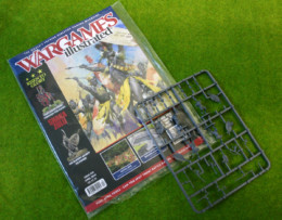 WARGAMES ILLUSTRATED ISSUE 378 APRIL 2019 MAGAZINE-FREE Married Zulu's SPRUE