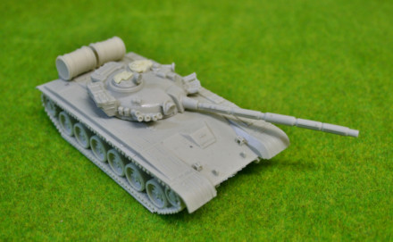 RUSSIAN T-72 Modern Era MBT 1/56 scale – 28mm Blitzkrieg miniatures