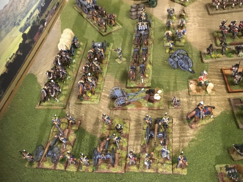My British Napoleonic Artillery park is still growing!