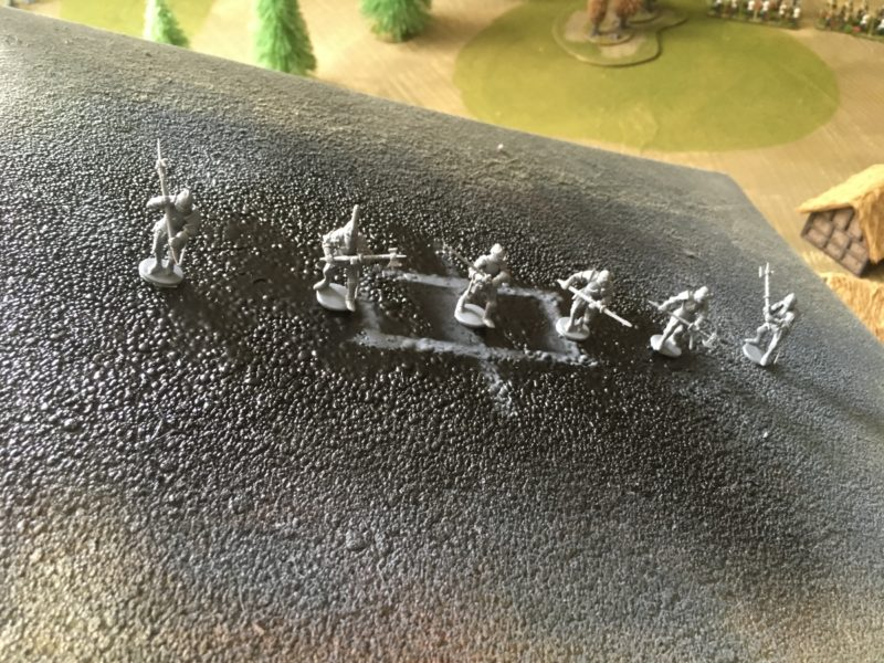 Knights ready for priming