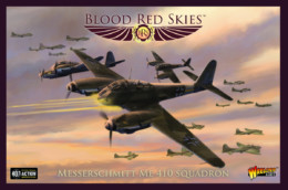 Blood Red Skies ME 410 SQUADRON Warlord Games