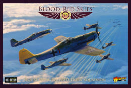 Blood Red Skies FW 190 DORA SQUADRON Warlord Games