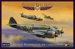 Blood Red Skies Bristol Beaufighter SQUADRON Warlord Games