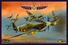 Blood Red Skies Supermarine Spitfire Mk IX SQUADRON Warlord Games