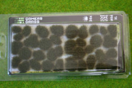 Gamers Grass 8mm Swamp XL Tufts GG8-SW