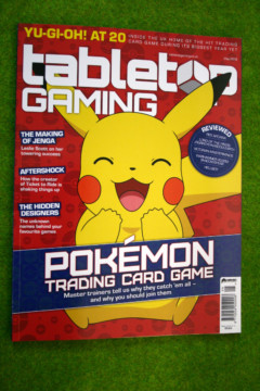TABLETOP GAMING MAGAZINE Issue 30 May 2019