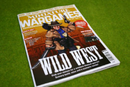 MINIATURE WARGAMES ISSUE 433 May 2019 MAGAZINE