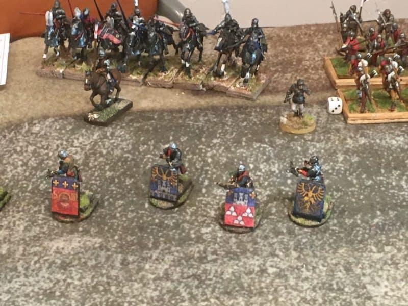 Skirmishers!