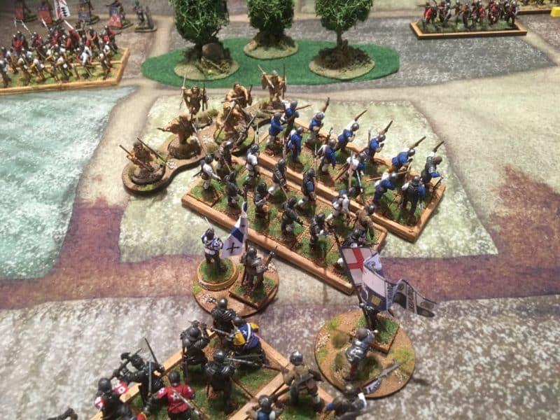 Irish Kern attack!
