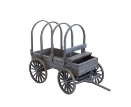Old West / Trail Wagon (28mm) scale D072 Sarissa Precision