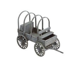 Old West / Chuck Wagon (28mm) scale D073 Sarissa Precision