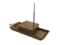 Keelboat (28mm) Sarissa Precision M035