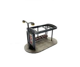 Bike Shelter Set (28mm) Sarissa Precision Q015