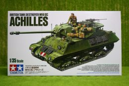 Tamiya M10 IIC ACHILLIES British Tank Destroyer 1/35 Scale Kit 35366