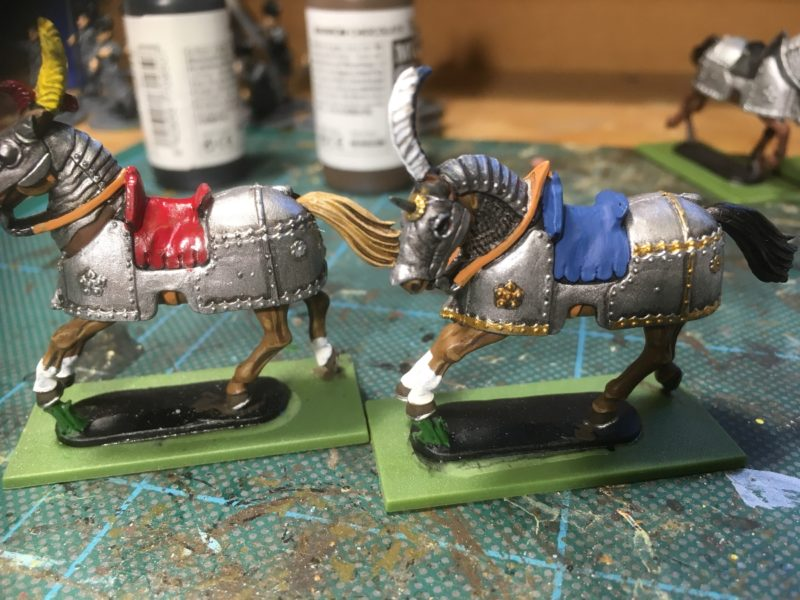 Another two war horses!