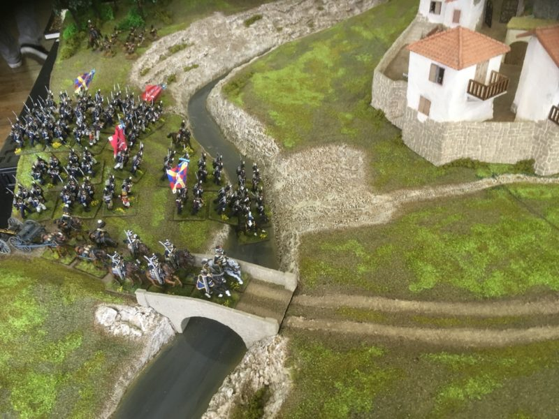 The Portuguese Army Deploys
