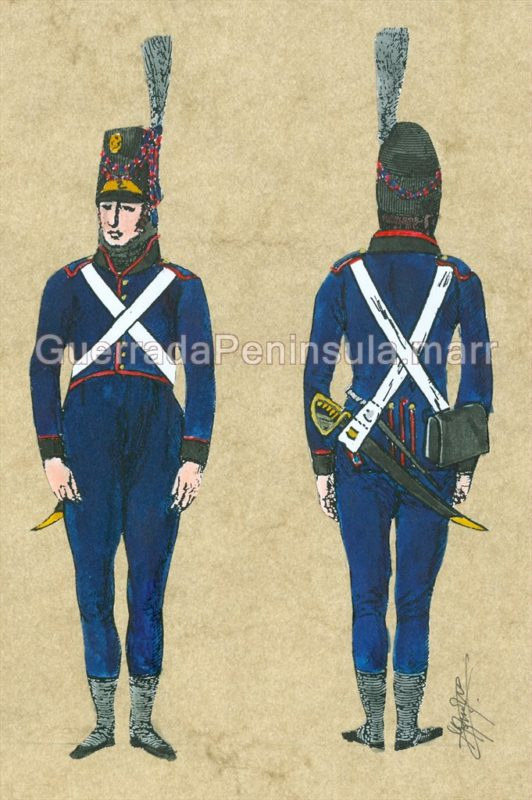 Another version of the same regiment?