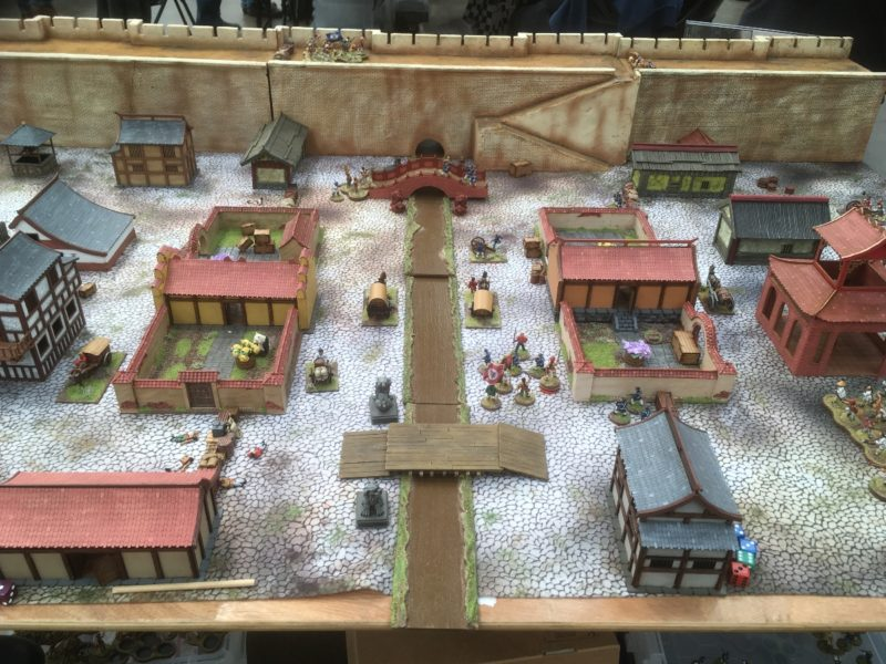 55 Minutes in Peking! By Victorious Miniatures