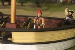 Pirates & Naval Accessories