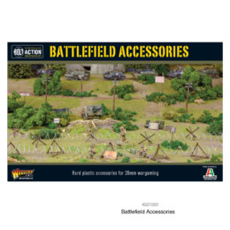 Battlefield Accessories Bolt Action Warlord Games 28mm