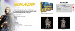Highlander Board Game by River Horse