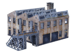 LARGE FACTORY version B i510 15mm Building Sarissa Precision