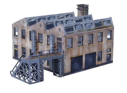 LARGE FACTORY version B i510 15mm Building Sarissa Precision