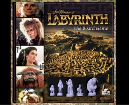 Labyrinth Board Game by River Horse