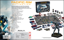 Pacific Rim Board Game by River Horse