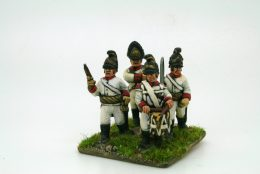 Trent Miniatures GERMAN INFANTRY COMMAND MARCHING AH98/02