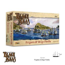 Black Seas Frigates & Brigs Flotilla (1770 – 1830) Warlord Games