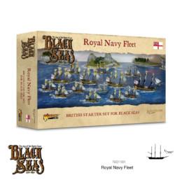 Black Seas Royal Navy Fleet (1770 – 1830) Warlord Games