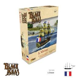 Black Seas L'Orient Warlord Games